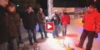 Bonn on Ice: Eisstockschießen
