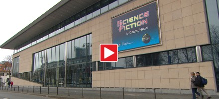 Haus der Geschichte: Science Fiction Ausstellung