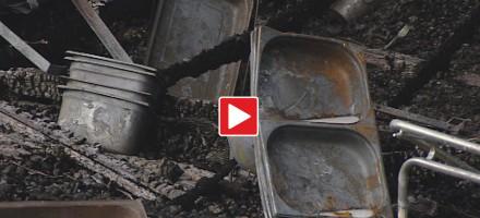 Brandstiftung Kunst!Rasen: Mutmasslicher Brandstifter festgenommen