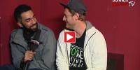 DJ Binichnich aka Harris & DJ Nobodys Face im Kreuzberg