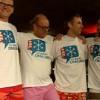 Ice Bucket Challenge auf der TOP Sommer-Nacht… brrr!