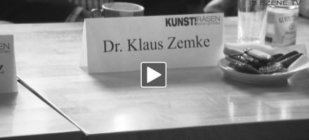 Pressekonferenz Kunst!Rasen Line Up 2014