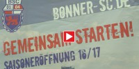 Der Bonner SC präsentiert sein Team