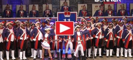 Gala-Prunksitzung der Bonner Stadtsoldaten 2017