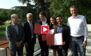 Jugendpreis für Zivilcourage Bonn 2017