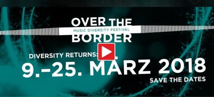 Pressekonferenz Over The Border 2018