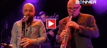 30 Jahre Sax and the City in der Harmonie Bonn