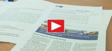 Wirtschaftslagebericht der IHK Bonn Rhein-Sieg zum Jahresbeginn 2019